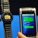 Casio's Bluetooth Low Energy (BLE) Prototype Watch