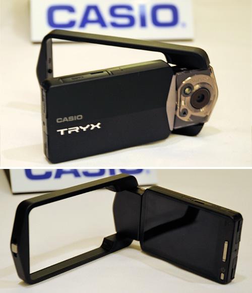 Casio TRYX (Image property OhGizmo!)