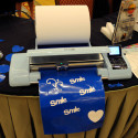 [CES 2011] eCraft Electronic Paper Cutter