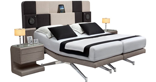 i-Con Bed (Image courtesy Hollandia International)
