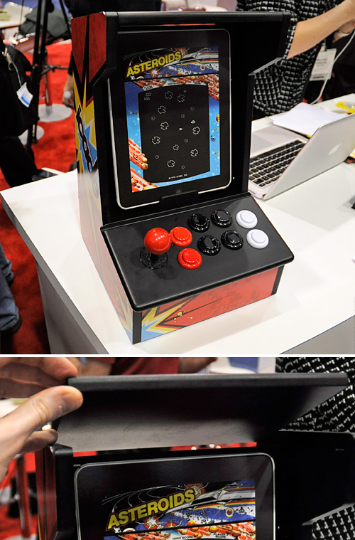 ION Audio iCADE (Images property OhGizmo!)