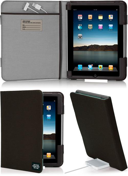 Jack Spade iPad Folio (Images courtesy Jack Spade)