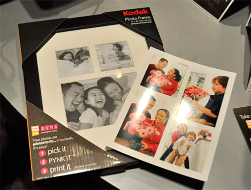 Kodak PYNK Smart Print System (Image property OhGizmo!)