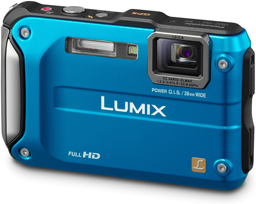 Panasonic Lumix TS3 (Image courtesy Panasonic)