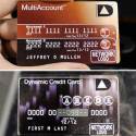 [CES 2011] Dynamics' MultiAccount Credit Cards