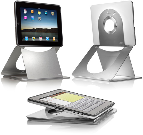GorillaMobile Ori Stand For The iPad (Images courtesy JOBY)