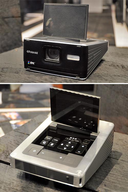 Polaroid GL30 Instant Digital Camera (Images property OhGizmo!)
