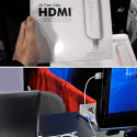 [CES 2011] Rainbow Fish Fiber Optic HDMI Cables