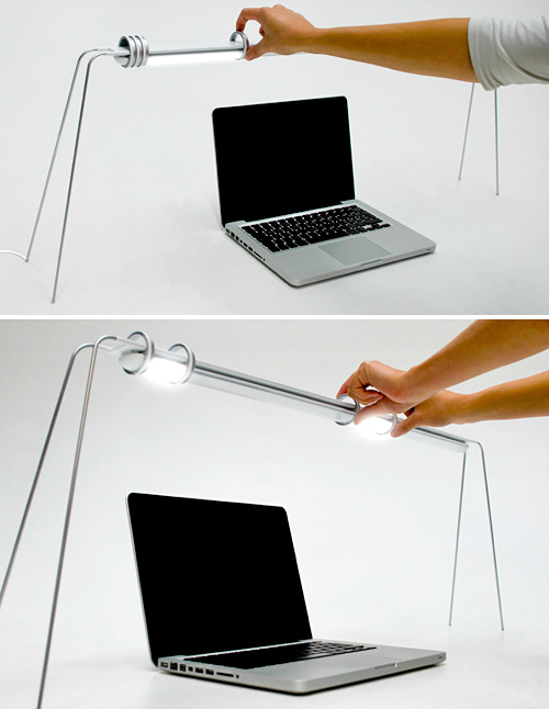 Rima Desk Lamp (Images courtesy Dreipuls)
