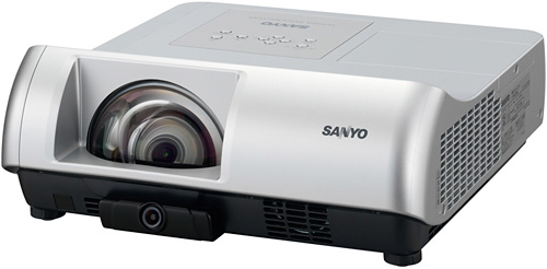 SANYO PLC-WL2503 (Image courtesy SANYO)