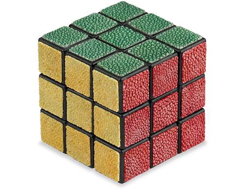 Shagreen Rubik's Cube (Image courtesy Dunhill)