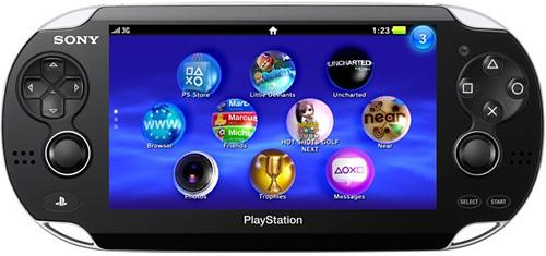 Sony NGP (Image courtesy Sony)