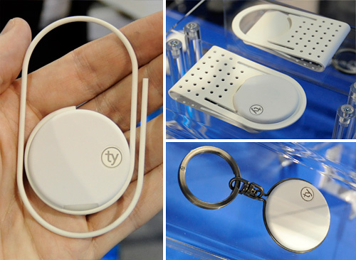 Ty Personal Loss Prevention Device (Images property OhGizmo!)