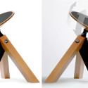 Wigli Wobbling Stool – You Know, For Your Back!