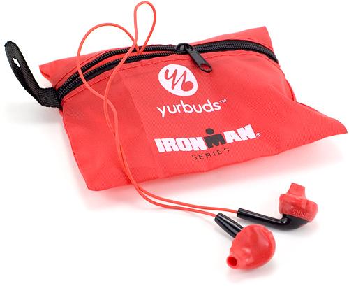 Yurbuds Ironman Series Earphones (Image property OhGizmo!)