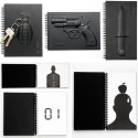 Armed Notebooks Look Like The Perfect Place To Write Up Your Crackpot Manifesto