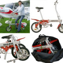 Batribike Micro Compact Folding Electric Bike