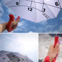 Clock Parasol