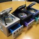 GameCube Desktop Organizers