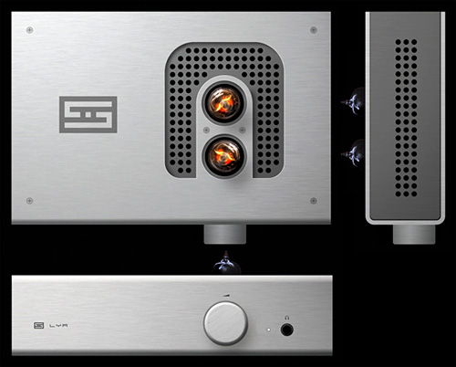 Schiit Lyr 6 Watt Headphone Amp (Image courtesy Schiit)