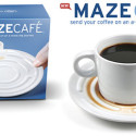 Maze Café Cup And Saucer Set For The Perpetually Distracted