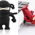Bone Collection Ninja Flash Drive – Is That A USB Port In Your Pants Or Are You Just Happy To Store Files?