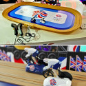 Hornby's Slightly Less Exciting Scalextric Velodrome Racing Set