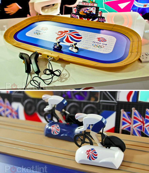 Scalextric Velodrome (Images courtesy Pocket-lint)