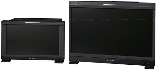 Sony TRIMASTER EL Monitors (Image courtesy Akihabara News & Sony)