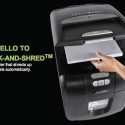Swingline's Stack-and-Shred Can Gobble Up 100 Pages At A Time – Sadly Not Available In Red