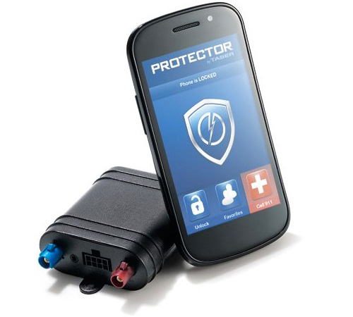 Protector Safe Driver System (Image courtesy Popular Science)