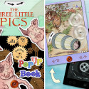 'The Three Little Pigs And The Secrets Of A Popup Book' For The iPad