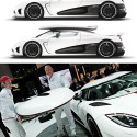 Koenigsegg's Agera R Supercar Features The World's Most Aerodynamic Roofbox