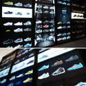 adidas adiVERSE Virtual Footwear Wall Forgets That People Go To Shoe Stores To Try Shoes On