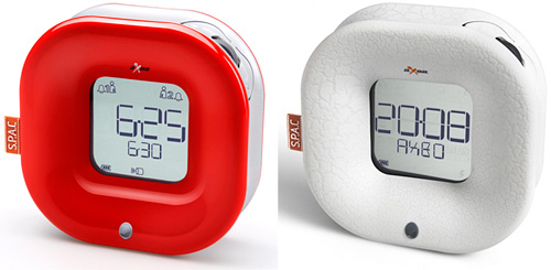 aXbo Sleep Phase Alarm Clock (Images courtesy Infactory Innovations & Trade GMBH)