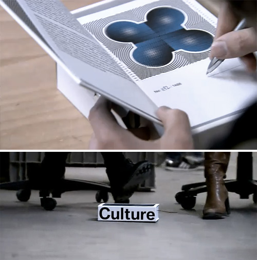 BMW's CULTURE Book (Images courtesy BMW Group)