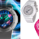 Casio's New Baby-G Shock Watch Features Black Light Ultraviolet Illumination