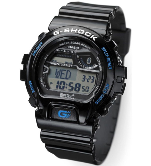 Casio BLE Watch (Image courtesy Casio)