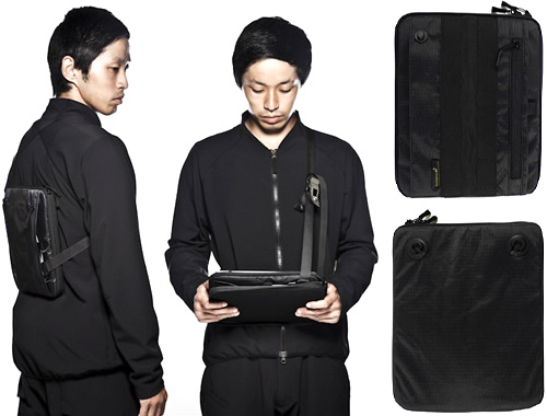 Acronym Circdiscover iPad Bag (Images courtesy HAVEN & Acquire)