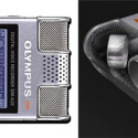 Olympus DM-620 Recorder Includes A Third Mic For Capturing Lower Bass Ranges