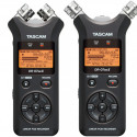 Tascam DR-07MKII Handheld Audio Recorder Now Includes Adjustable Mics