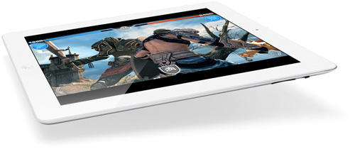 Apple iPad 2 (Image courtesy Apple)