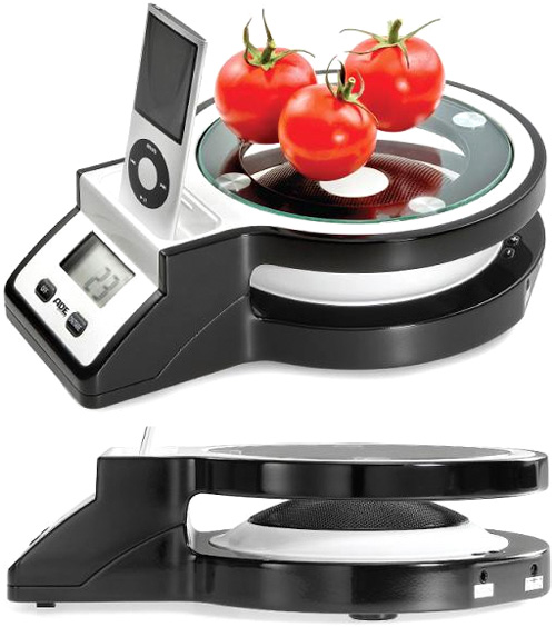 Frieling JOY Kitchen Scale (Images courtesy Frieling)