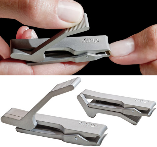 Klhip Ultimate Nail Clipper (Images courtesy Klhip)