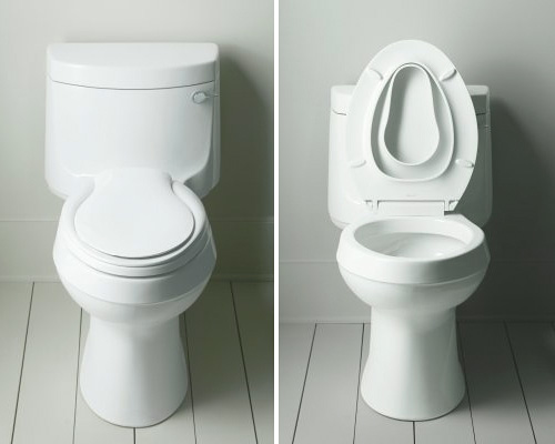 KOHLER Transitions Elongated Toilet Seat with Q3 Advantage (Images courtesy KOHLER)