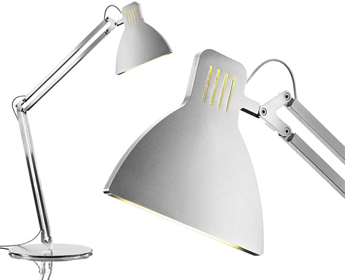 Looksoflat Lamp (Images courtesy Ingo Maurer)