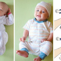 As I Predicted, That New Magnetic iPad Smart Cover Is Already Changing The World – Behold Magnetic Baby Clothes!