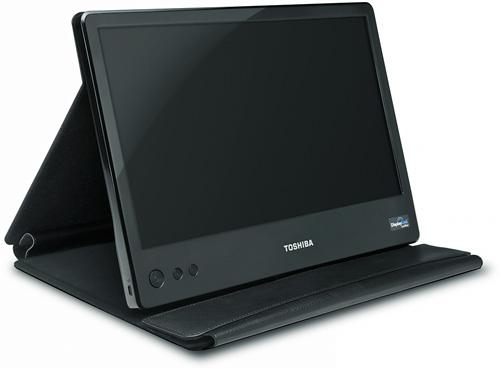 Toshiba Mobile Monitor (Image courtesy Toshiba)
