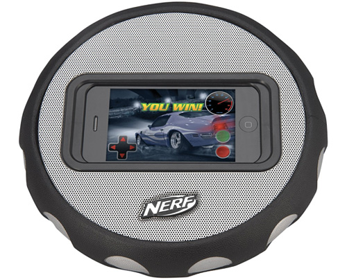 Nerf N908S Speaker Wheel (Image courtesy Amazon)