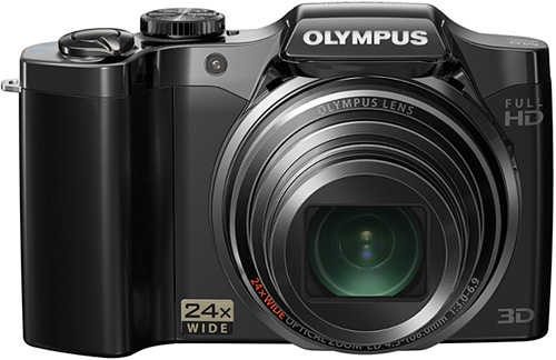 Olympus SZ-30MR (Image courtesy Olympus)